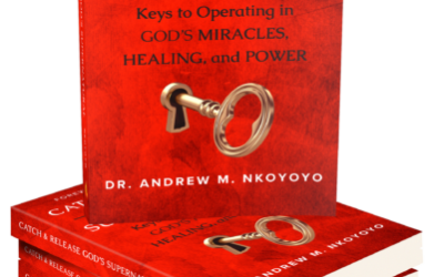 The Most Powerful Resource We All Need Right Now: The Supernatural Power of God